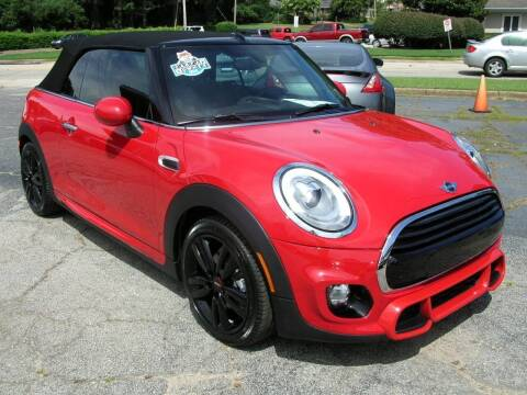 2018 MINI Convertible for sale at South Atlanta Motorsports in Mcdonough GA