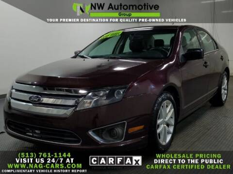 2012 Ford Fusion for sale at NW Automotive Group in Cincinnati OH