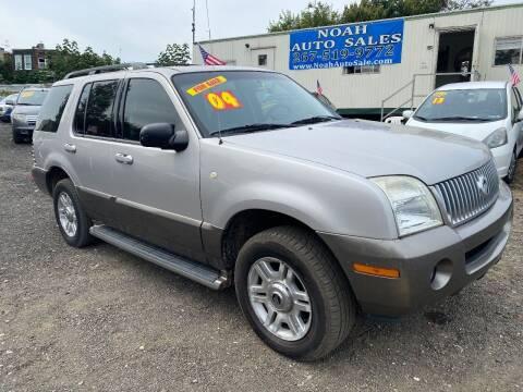 2004 Mercury Mountaineer for sale at Noah Auto Sales in Philadelphia PA