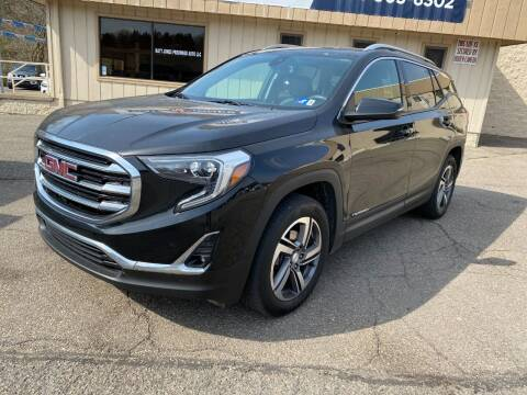 2018 GMC Terrain for sale at Matt Jones Preowned Auto in Wheeling WV