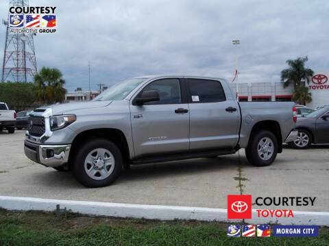 2020 Toyota Tundra for sale at Courtesy Toyota & Ford in Morgan City LA