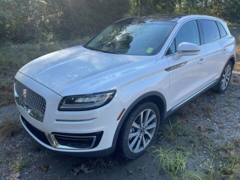 2019 Lincoln Nautilus for sale at BILLY HOWELL FORD LINCOLN in Cumming GA