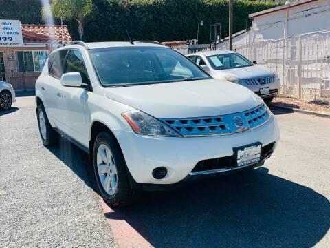 2007 Nissan Murano for sale at MotorMax in Lemon Grove CA