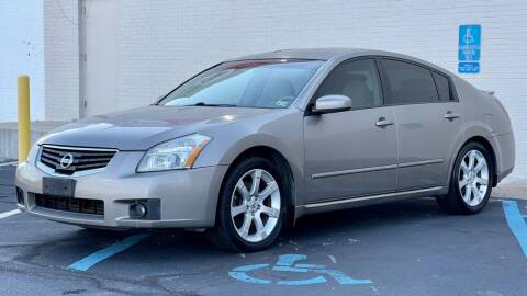 2007 Nissan Maxima for sale at Carland Auto Sales INC. in Portsmouth VA