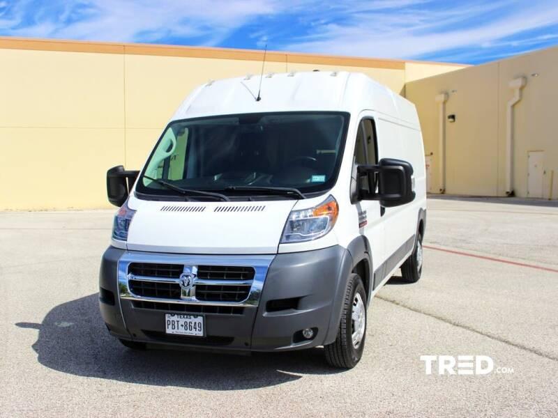 2017 RAM ProMaster Cargo for sale in San Antonio, TX