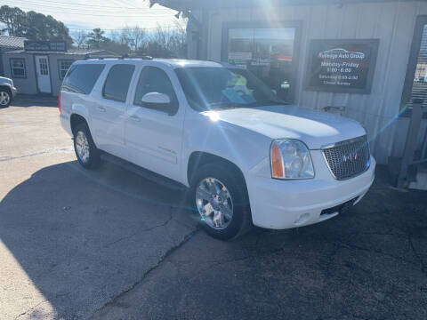 2010 GMC Yukon XL for sale at Rutledge Auto Group in Palestine TX