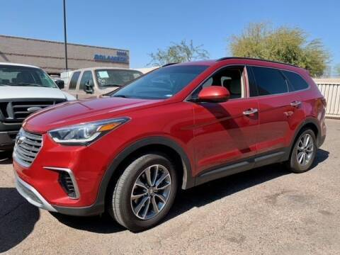 2017 Hyundai Santa Fe for sale at Atwater Motor Group in Phoenix AZ
