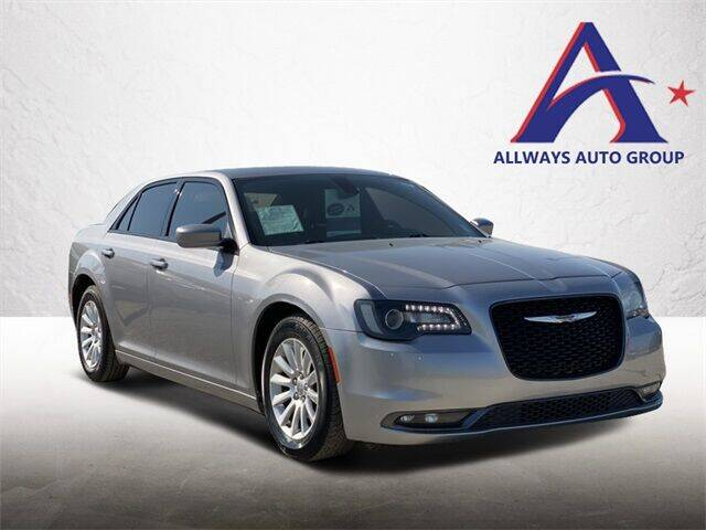 2016 Chrysler 300 for sale at ATASCOSA CHRYSLER DODGE JEEP RAM in Pleasanton TX