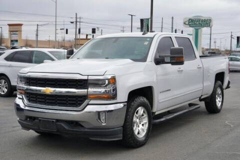 2017 Chevrolet Silverado 1500 for sale at Preferred Auto Fort Wayne in Fort Wayne IN