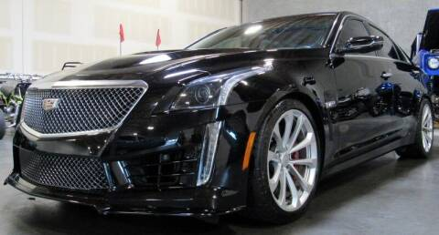 2017 Cadillac CTS-V for sale at Platinum Motors in Portland OR