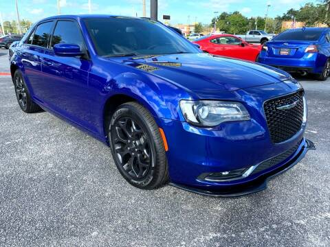 2019 Chrysler 300 for sale at Orlando Auto Connect in Orlando FL