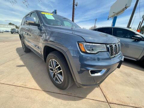 2019 Jeep Grand Cherokee for sale at AP Auto Brokers in Longmont CO