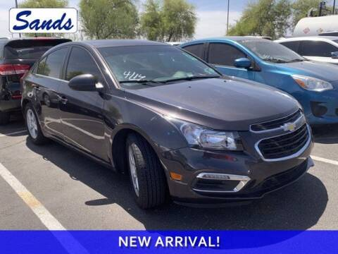2015 Chevrolet Cruze for sale at Sands Chevrolet in Surprise AZ