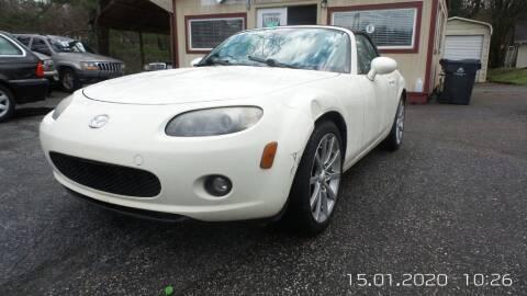 2007 Mazda MX-5 Miata for sale at E-Motorworks in Roswell GA