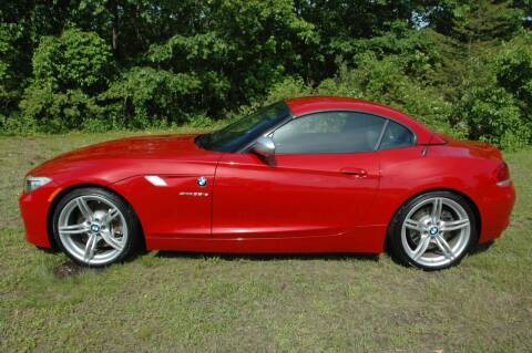 2012 BMW Z4 for sale at Bruce H Richardson Auto Sales in Windham NH