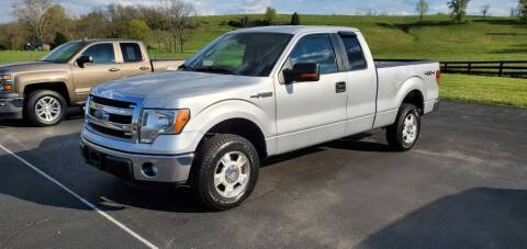 2013 Ford F-150 for sale at Gallia Auto Sales in Bidwell OH