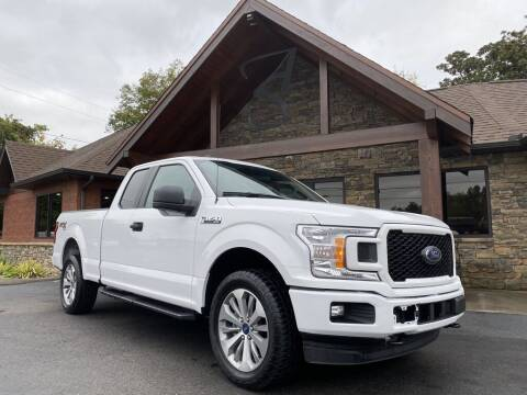 2018 Ford F-150 for sale at Auto Solutions in Maryville TN