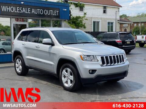2011 Jeep Grand Cherokee for sale at MWS Wholesale  Auto Outlet in Grand Rapids MI