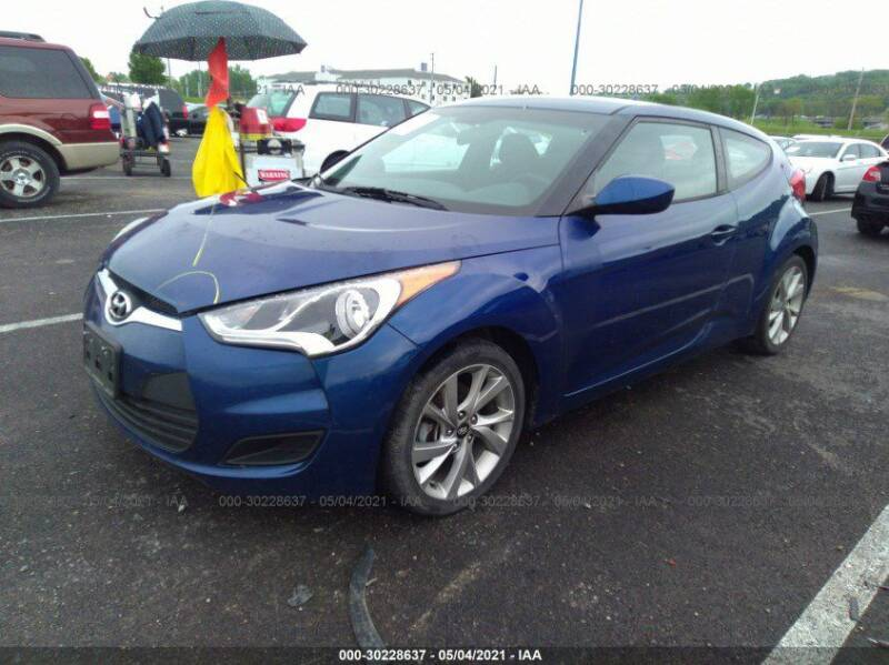 2016 Hyundai Veloster for sale at Ragins' Dynamic Auto LLC in Brookland AR