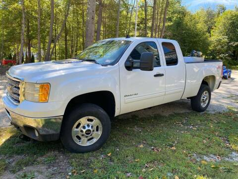 2013 GMC Sierra 2500HD for sale at Amherst Street Auto in Manchester NH