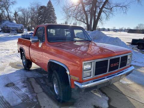 1987 GMC R/V 1500 Series for sale at B & B Auto Sales in Brookings SD