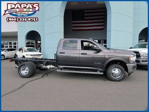2020 RAM Ram Chassis 3500 for sale at Papas Chrysler Dodge Jeep Ram in New Britain CT