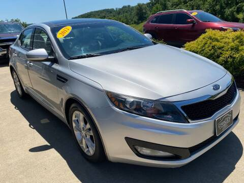 2012 Kia Optima for sale at Car City Automotive in Louisa KY