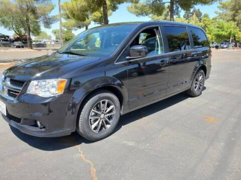 2017 Dodge Grand Caravan for sale at Matador Motors in Sacramento CA