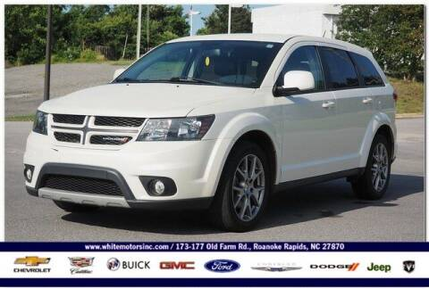 2017 Dodge Journey for sale at WHITE MOTORS INC in Roanoke Rapids NC