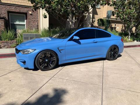 2016 BMW M4 for sale at CA Lease Returns in Livermore CA