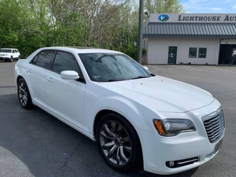 2014 Chrysler 300 for sale at Lighthouse Auto Sales in Holland MI