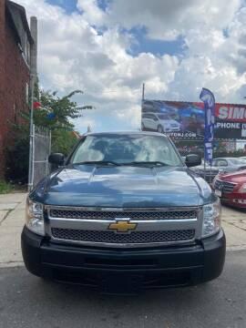 2012 Chevrolet Silverado 1500 for sale at Simon Auto Group in Newark NJ