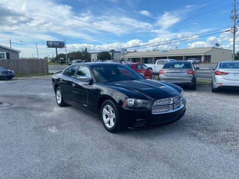 2014 Dodge Charger for sale at Lucky Motors in Panama City FL
