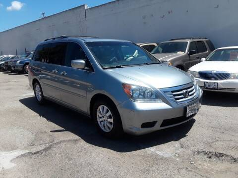2008 Honda Odyssey for sale at Goleta Motors in Goleta CA