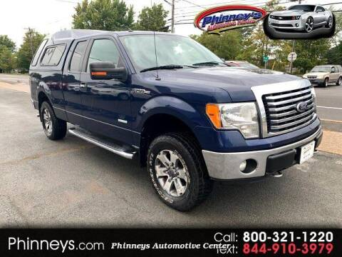 2012 Ford F-150 for sale at Phinney's Automotive Center in Clayton NY