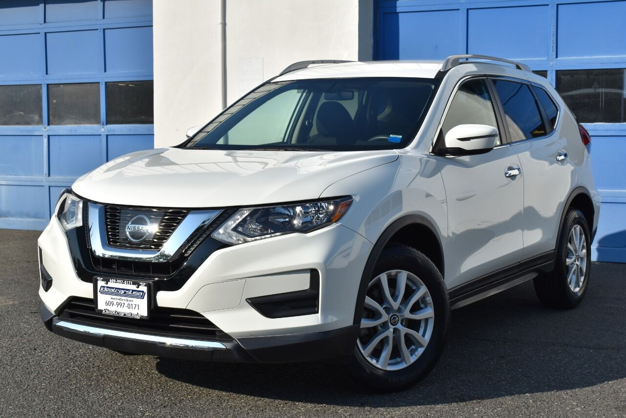 2017 Nissan Rogue SV AWD 4dr Crossover full