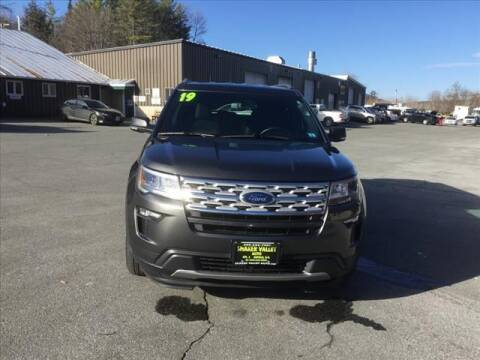 2019 Ford Explorer for sale at SHAKER VALLEY AUTO SALES in Enfield NH