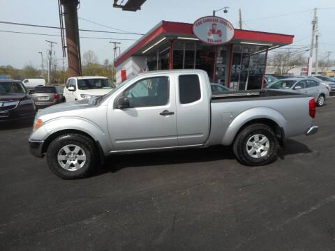 2005 Nissan Frontier for sale at The Carriage Company in Lancaster OH