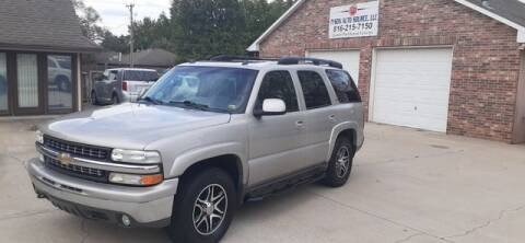 2005 Chevrolet Tahoe for sale at Tyson Auto Source LLC in Grain Valley MO