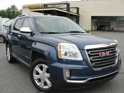 2016 GMC Terrain for sale at Perfect Auto in Manassas VA