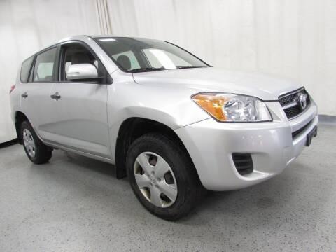 2010 Toyota RAV4 for sale at MATTHEWS HARGREAVES CHEVROLET in Royal Oak MI