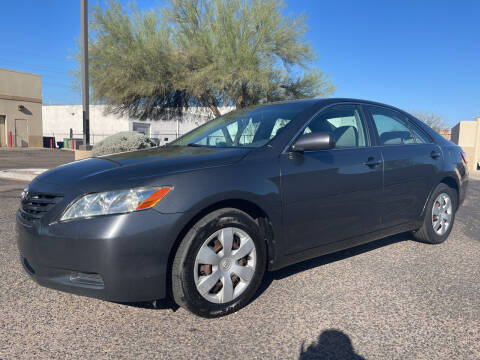 2009 Toyota Camry for sale at Tucson Auto Sales in Tucson AZ