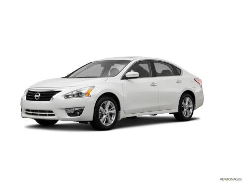 2014 Nissan Altima for sale at SULLIVAN MOTOR COMPANY INC. in Mesa AZ