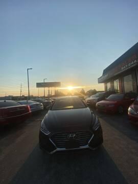 2019 Hyundai Sonata for sale at Washington Auto Group in Waukegan IL