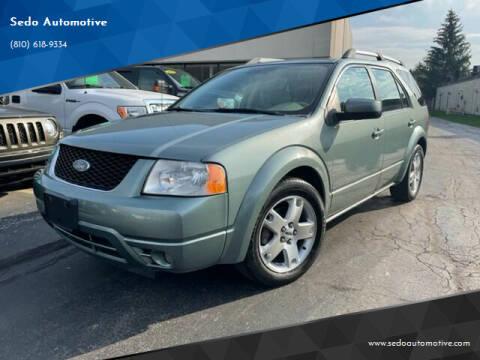 2005 Ford Freestyle for sale at Sedo Automotive in Davison MI