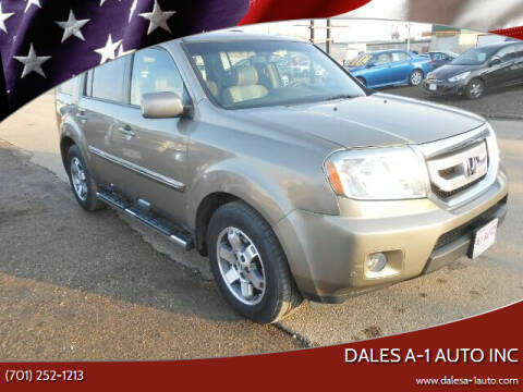 2010 Honda Pilot for sale at Dales A-1 Auto Inc in Jamestown ND