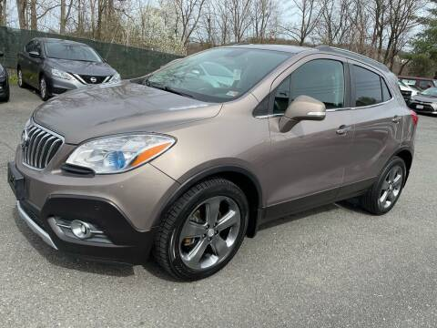 2014 Buick Encore for sale at Dream Auto Group in Dumfries VA