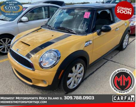2007 MINI Cooper for sale at MIDWEST MOTORSPORTS in Rock Island IL