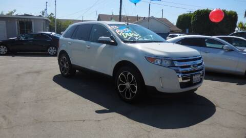 2013 Ford Edge for sale at Luxor Motors Inc in Pacoima CA
