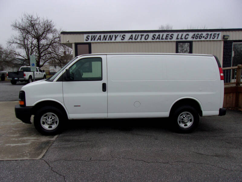 2015 Chevrolet Express Cargo for sale at Swanny's Auto Sales in Newton NC